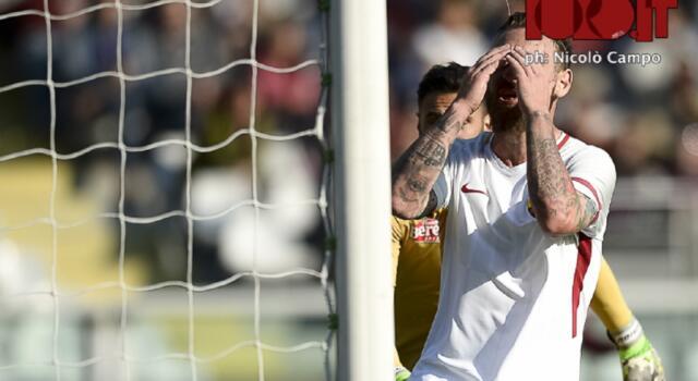 """De Rossi-Roma, è addio. Il club: """"Non abbiamo proposto il rinnovo"""""""