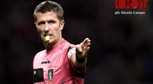 Cagliari-Torino affidata a Orsato, al VAR ci sarà Mazzoleni