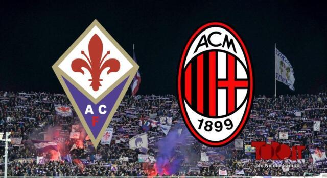 Fiorentina-Milan 0-1: il tabellino. Rossoneri ora a più 5 sul Toro