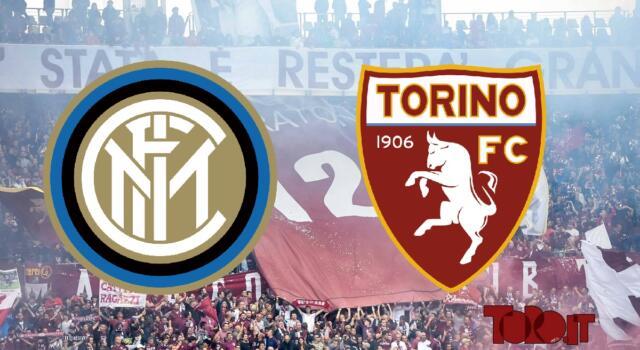 Inter-Torino 3-1: il tabellino