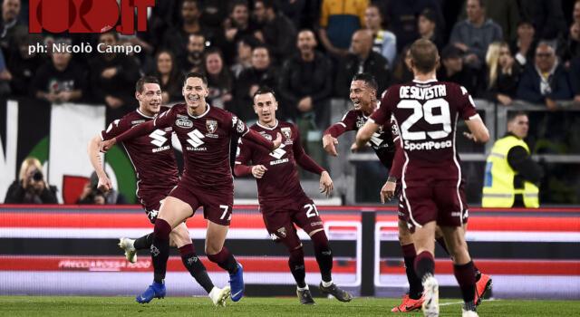Juventus-Torino 1-1: Lukic fa sperare nell'impresa