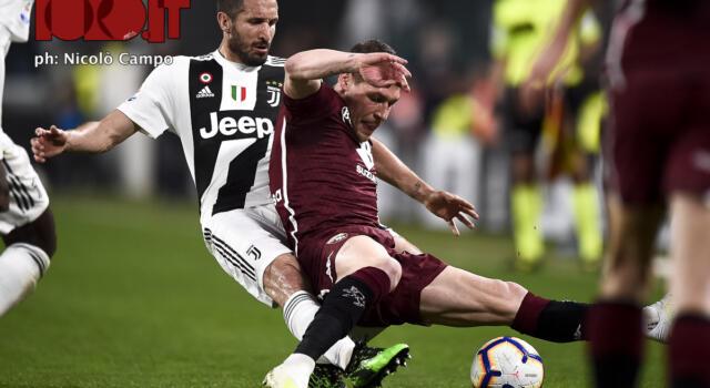 """Chiellini: """"Risultato giusto, contro un Torino d'impatto"""""""