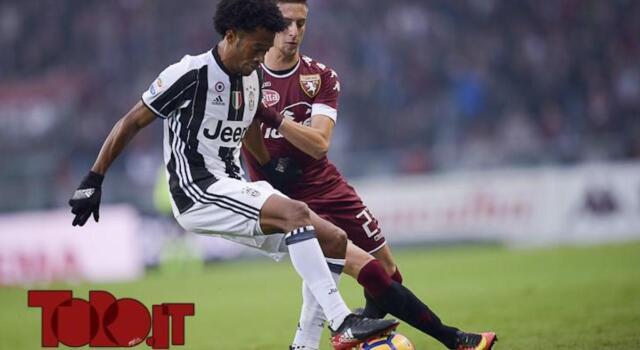 """Cuadrado: """"Che emozione il gol al Toro al 94′, per il derby siamo molto motivati"""""""