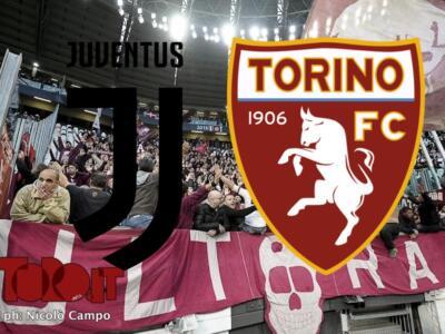 Juventus-Torino 2-1: il tabellino