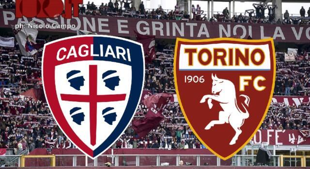 Cagliari-Torino 0-1: il tabellino