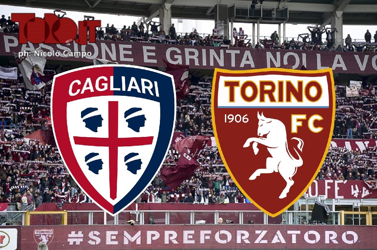 Cagliari-Torino diretta