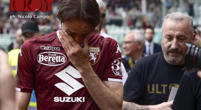 Moretti-day: il tributo del Grande Torino nel giorno dell'addio al calcio