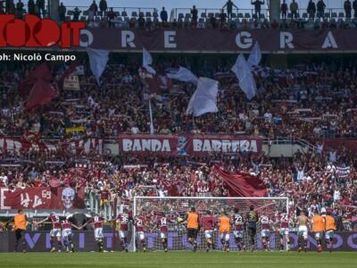 """""""Nel ritiro di Lecce clima cordiale"""": la precisazione del Toro Club Salento granata"""