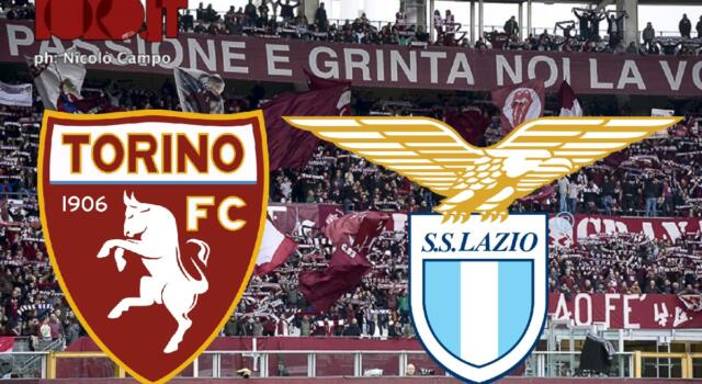 Torino-Lazio 3-1: il tabellino
