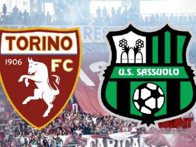 Torino-Sassuolo 3-2: il tabellino