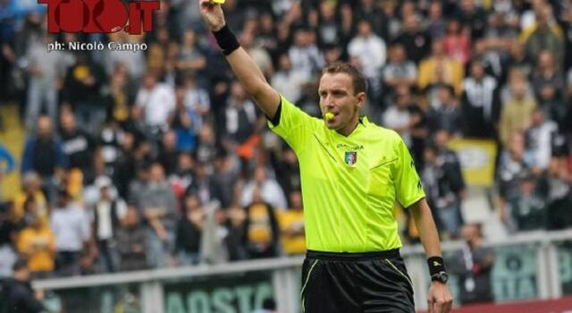 Empoli-Torino: Mazzoleni amministra agevolmente