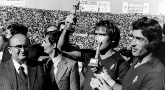 16 maggio 1976: il Torino è Campione d'Italia