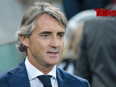 """Mancini: """"Spero che la serie A termini, il calcio può risollevare lo spirito della gente"""""""
