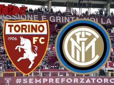 Torino-Inter 1-2: il tabellino