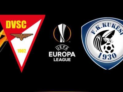 Debrecen-Kukesi 3-0: il tabellino