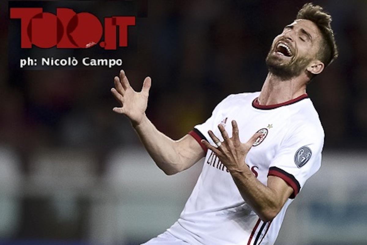 Fabio Borini al Milan