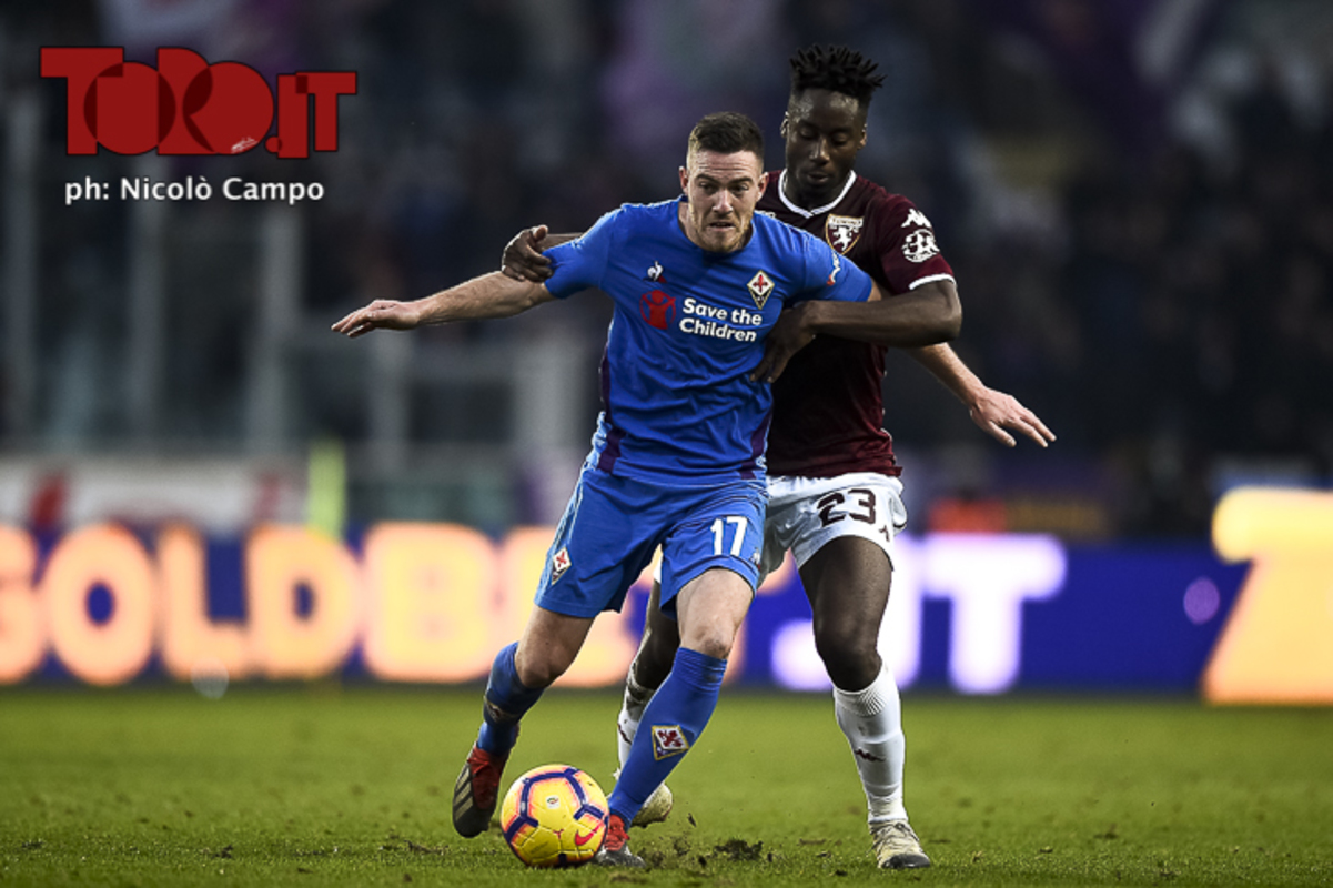 Veretout e Meitè, Torino-Fiorentina, Coppa Italia