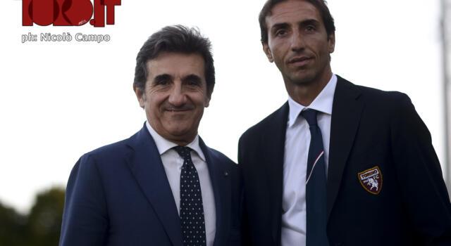Moretti braccio destro di Vagnati, è promosso a collaboratore dell'area tecnica: è UFFICIALE