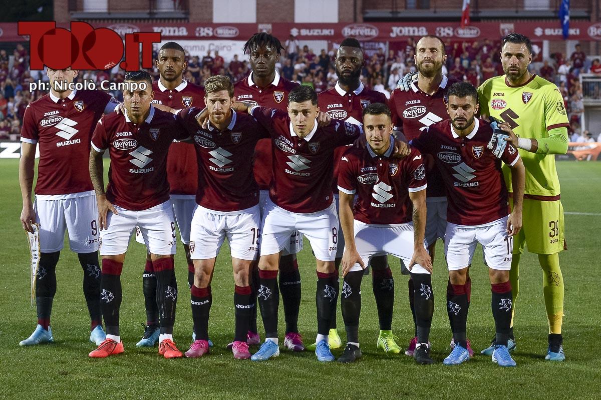 Foto squadra Torino