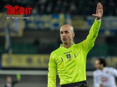Milan-Torino, arbitra Fabbri. VAR affidata a La Penna
