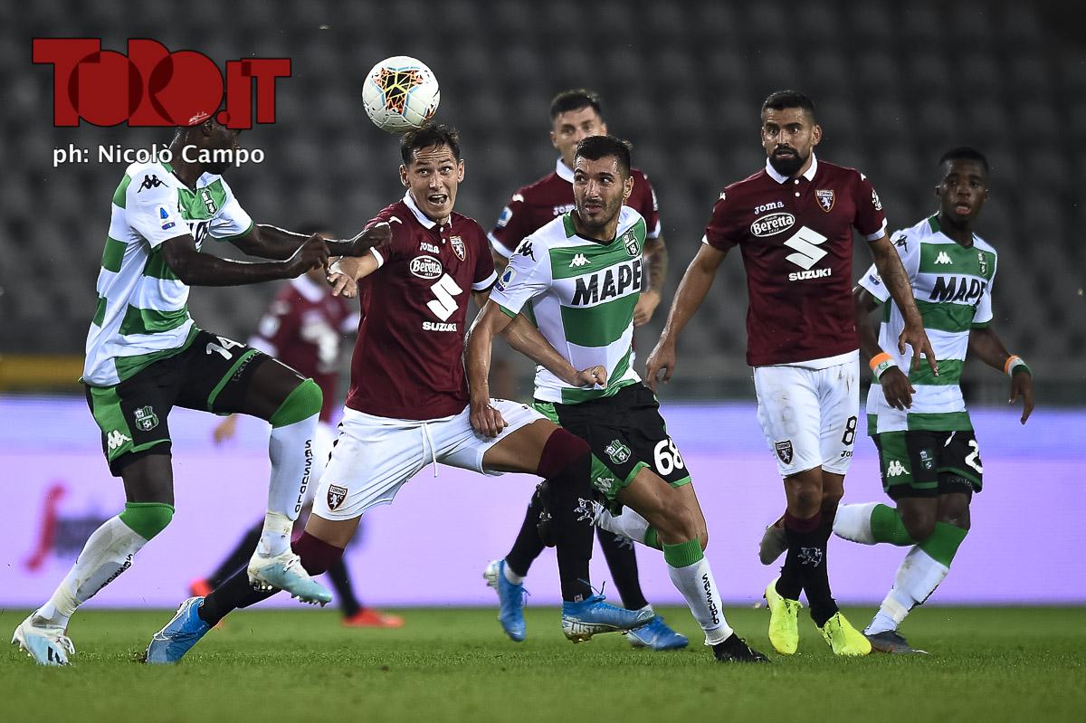 Sasa Lukic Torino-Sassuolo