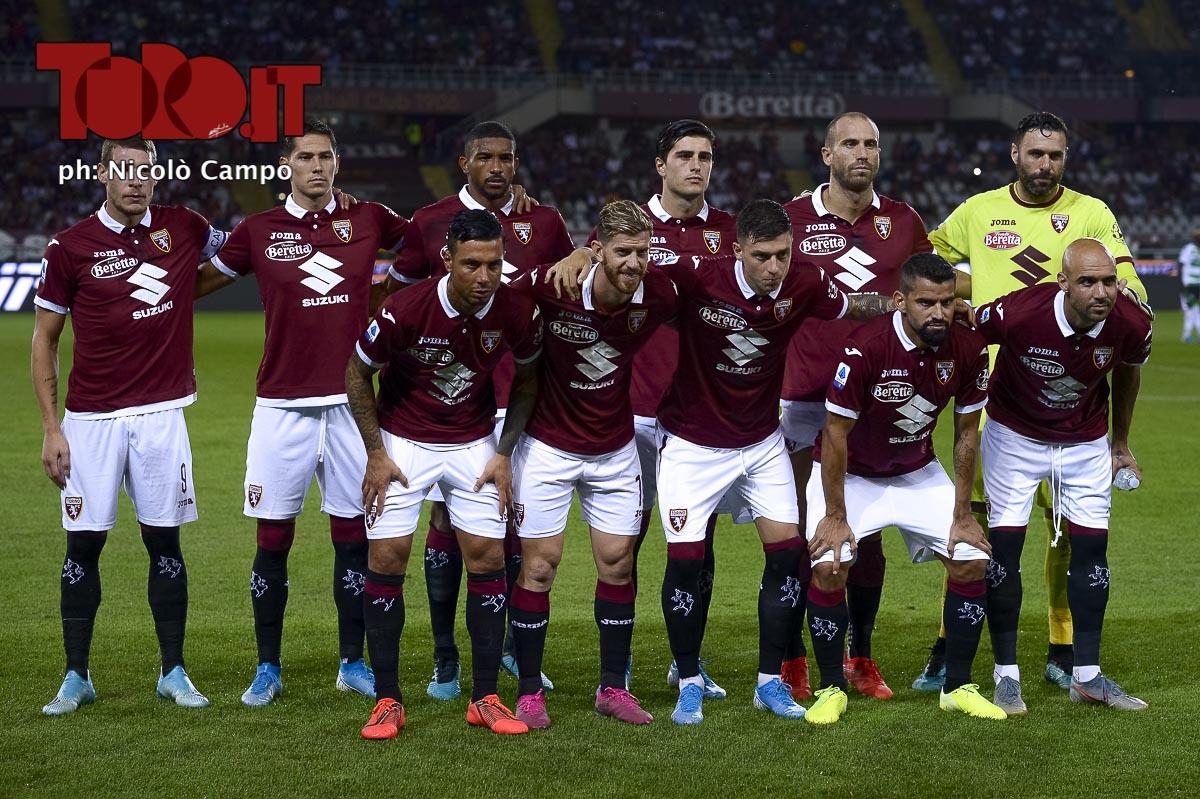 Torino, serie A 2019/2020