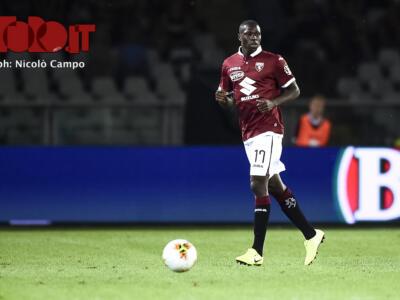Le pagelle di Torino-Roma: Singo gioca senza paura, per Lyanco i soliti errori