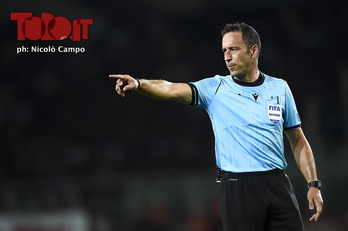 Dias arbitro
