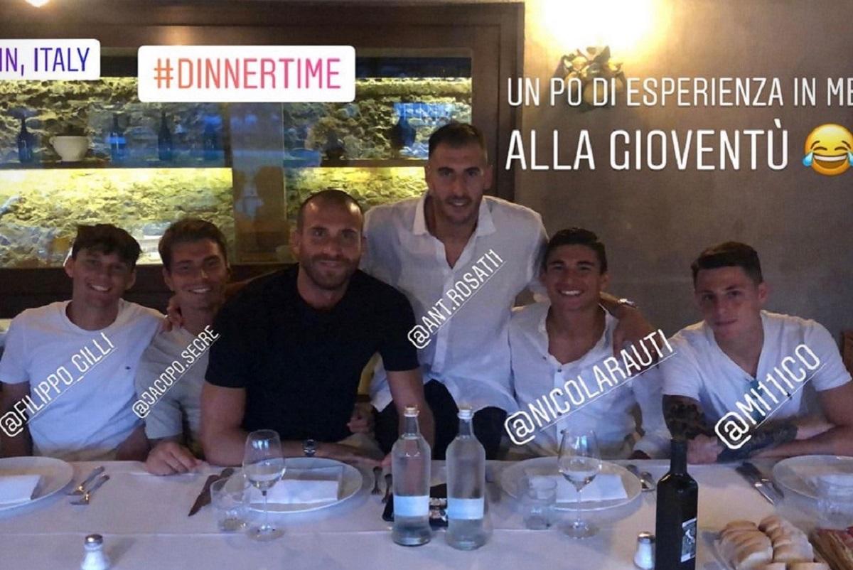 Torino a cena