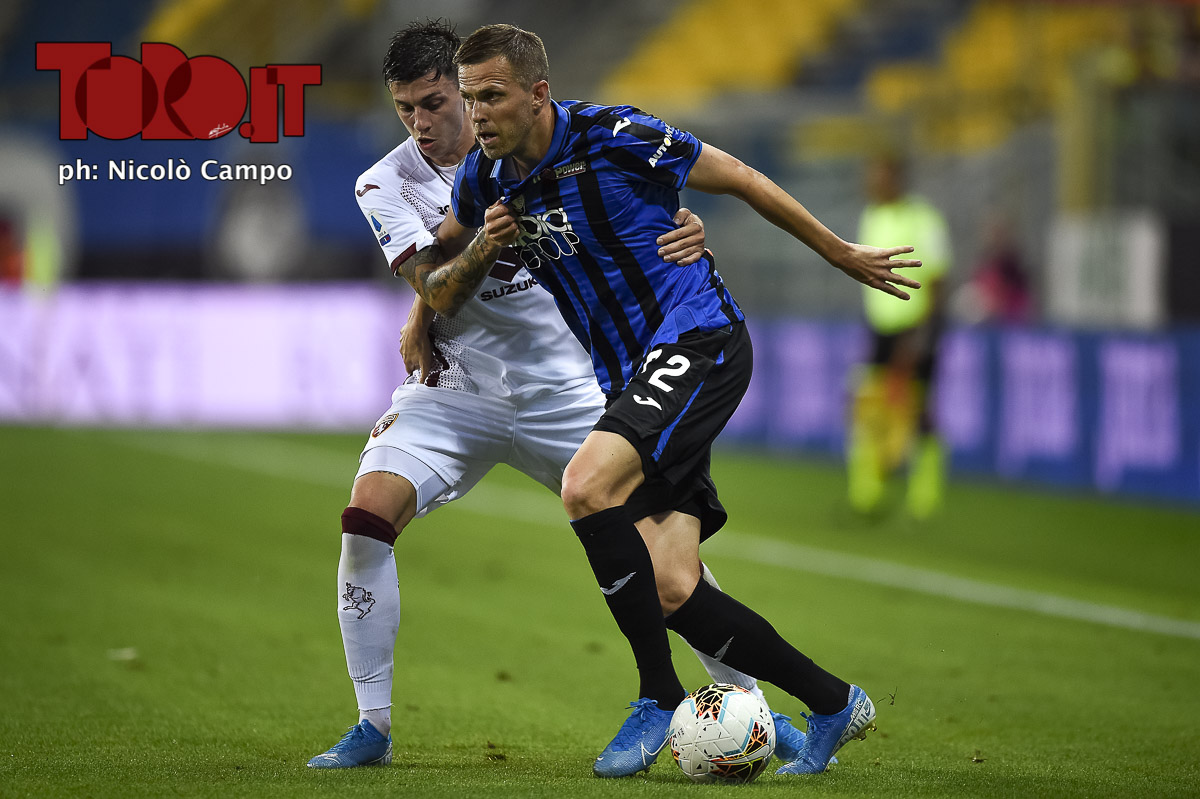 Ilicic e Baselli Serie A
