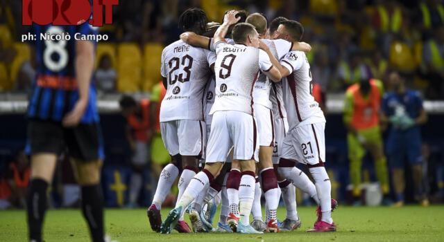 Torino, sei punti nelle prime due partite: non succedeva dal 2015 con Ventura
