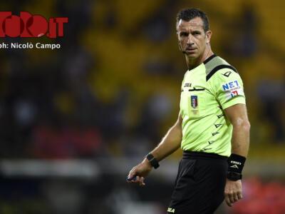 Udinese-Torino: arbitra Doveri. Irrati al VAR