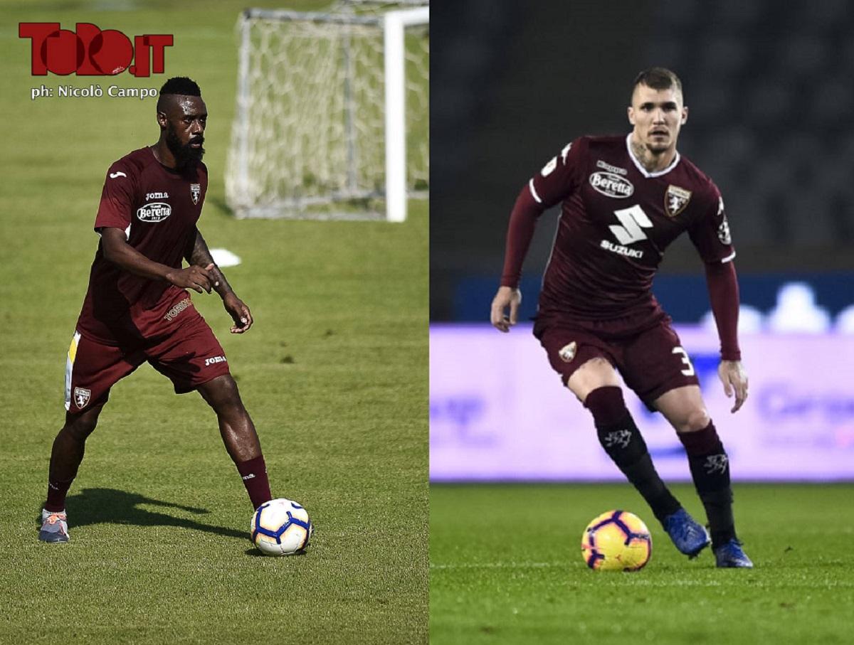 Nkoulou e Lyanco Torino FC