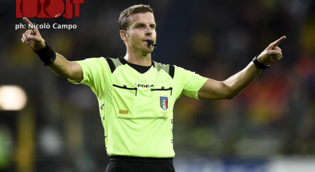 Inter-Torino, riecco La Penna: l'arbitro della sconfitta col Cagliari