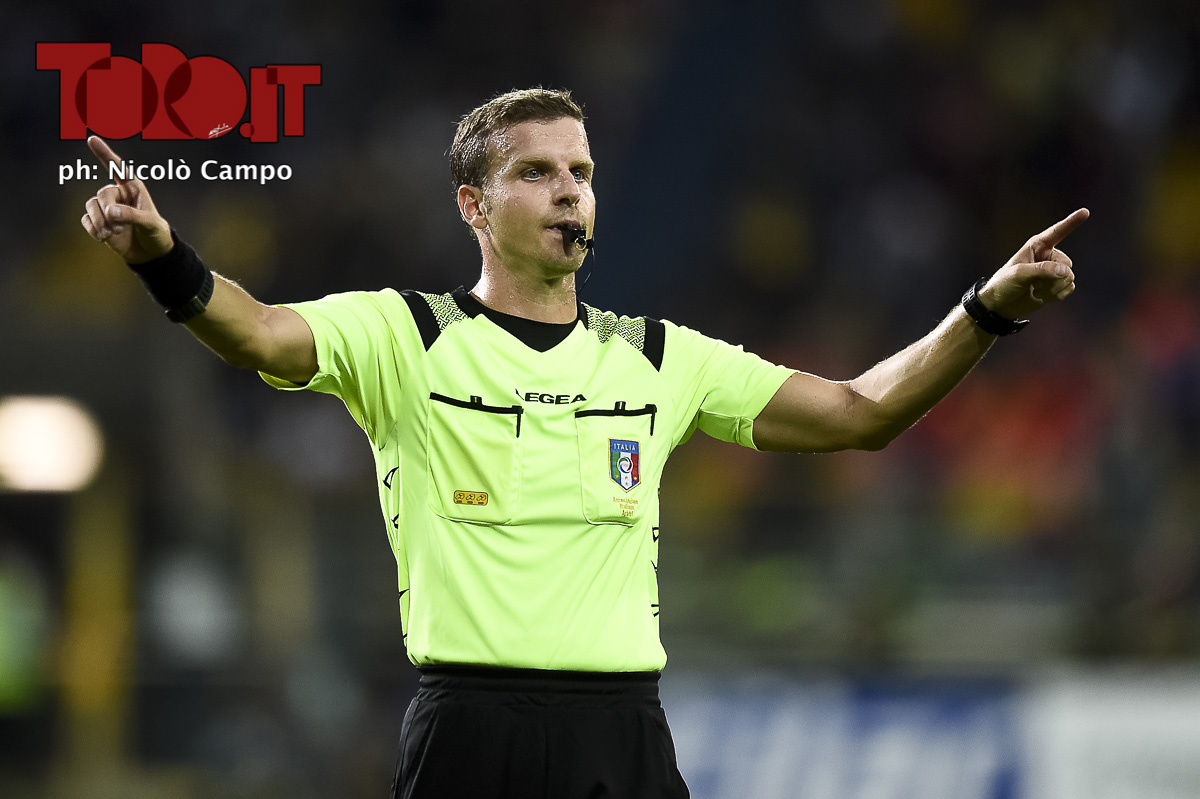 Arbitro La Penna