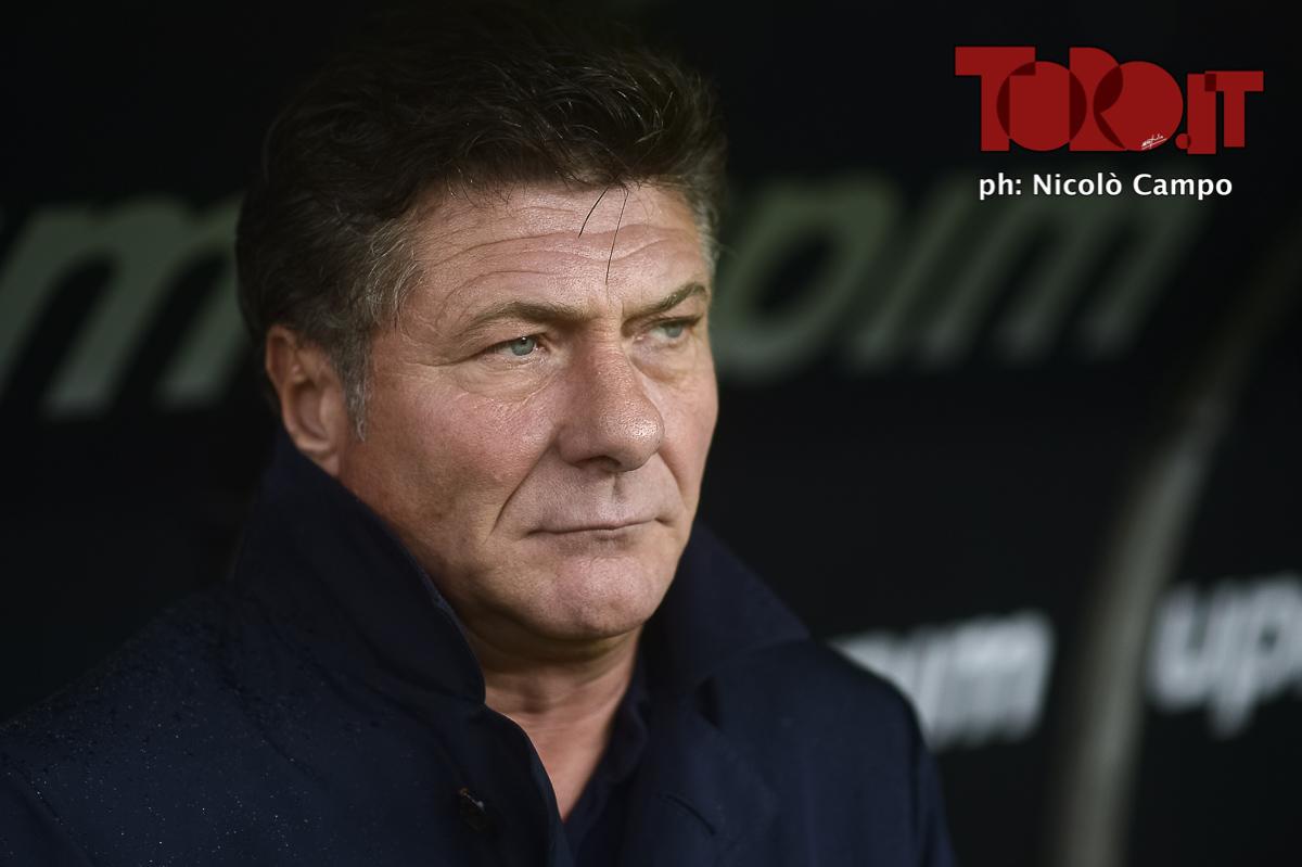 Walter Mazzarri in Sampdoria-Torino