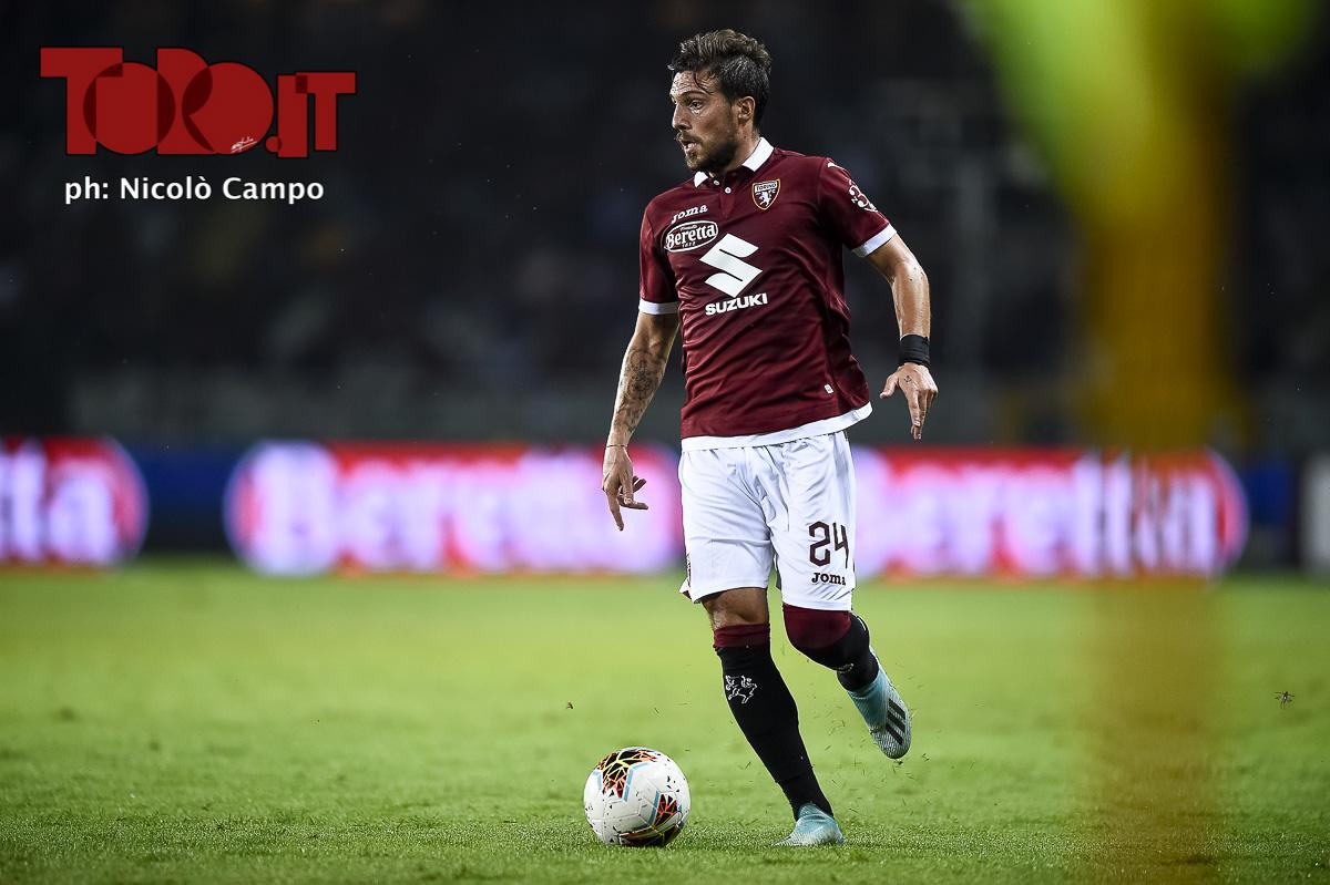 Simone Verdi in Torino-Lecce 1-2
