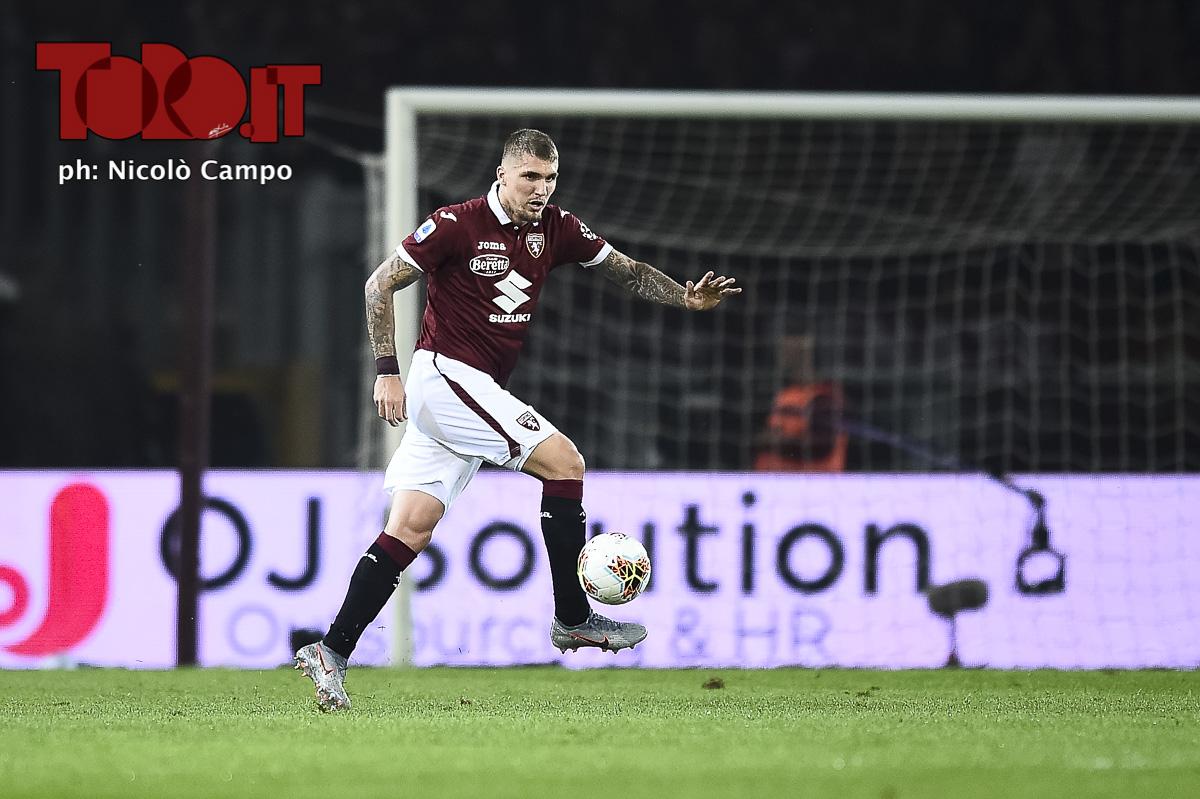 Lyanco in Torino-Milan 2-1
