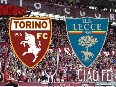 Coppa Italia / Torino-Lecce 3-1: il tabellino