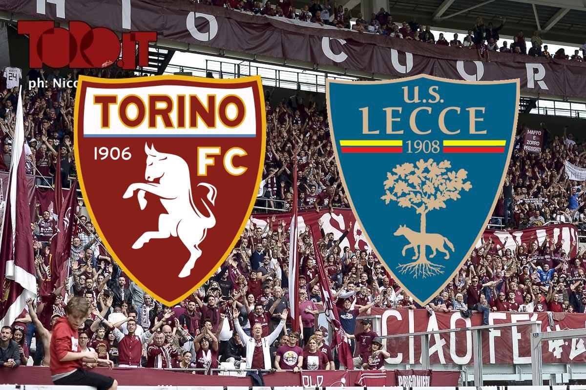 Torino-Lecce diretta e tabellino