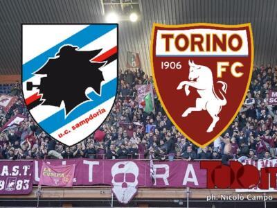 Sampdoria-Torino 1-0: il tabellino