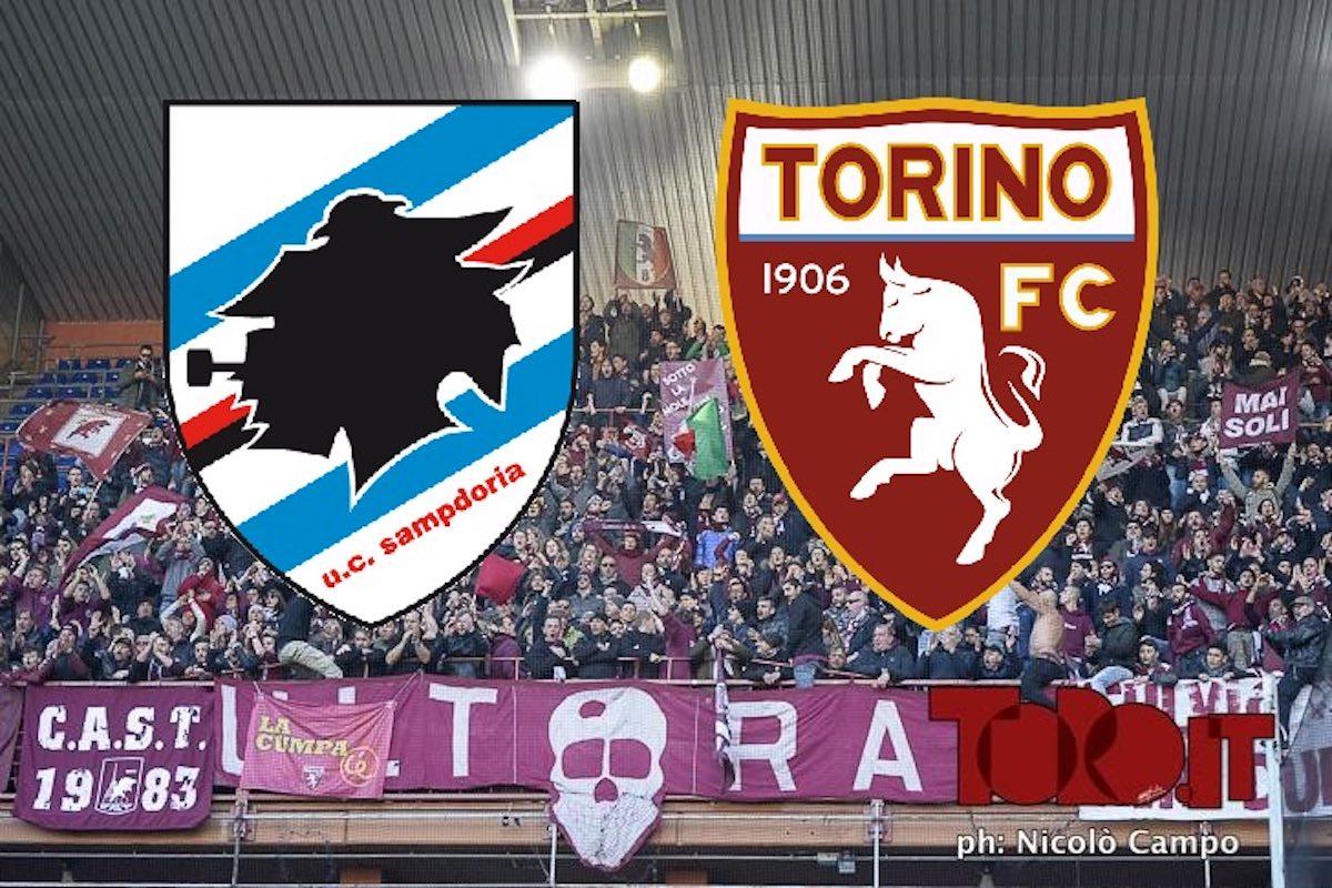 Sampdoria-Torino diretta
