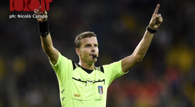 Serie A, le designazioni: Inter-Torino è affidata a La Penna. Abisso al Var