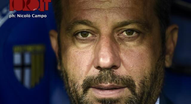 """D'Aversa: """"Io e Longo giovani e ambiziosi: c'è stima, non è una partita fra noi"""""""