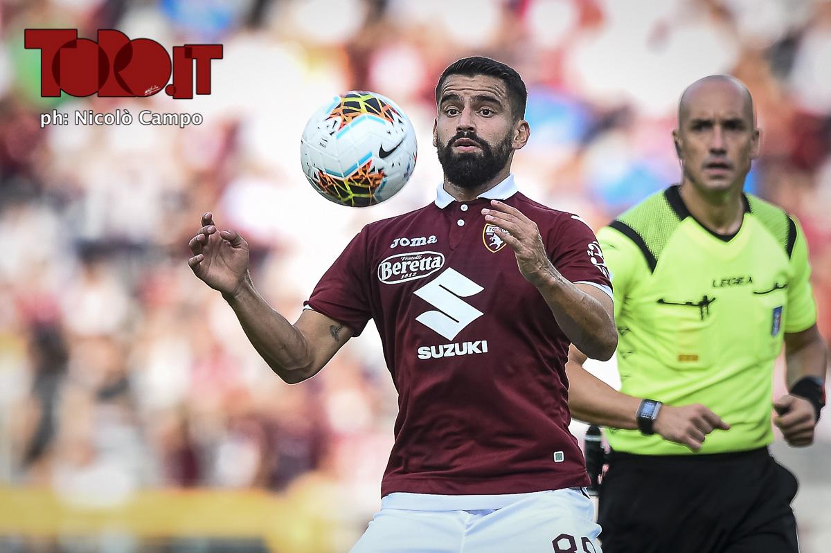 Tomas Rincon in Torino-Cagliari 1-1