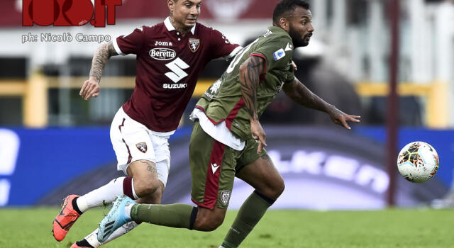 Torino-Cagliari si gioca: ecco cosa dice il regolamento