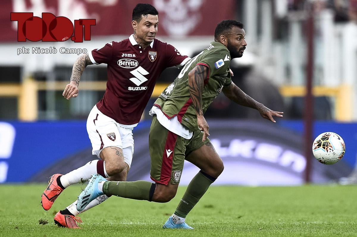 Joao Pedro e Armando Izzo