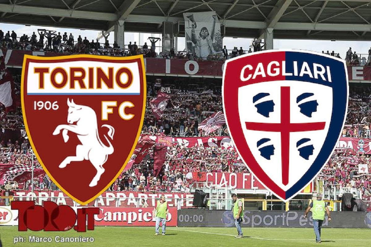 Torino-Cagliari diretta