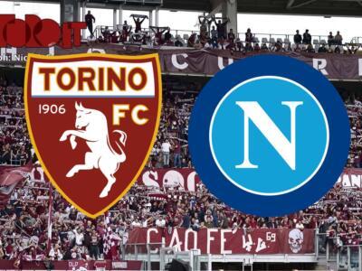 Torino-Napoli 0-2: il tabellino