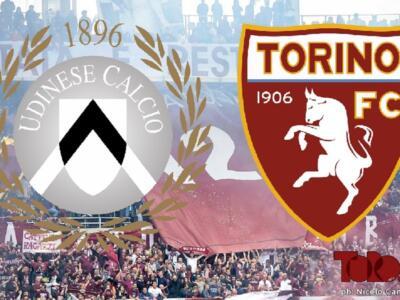 Udinese-Torino 0-1: il tabellino